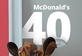 McDonald's 40's